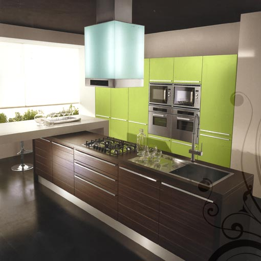 Honrado - Cocinas con estilo moderno ...